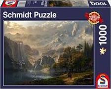 Cover-Bild zu Wasserfall-Idylle 1000 Teile