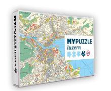 Cover-Bild zu MYPUZZLE Luzern