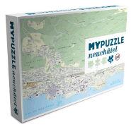 Cover-Bild zu MYPUZZLE NEUCHÂTEL