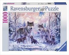 Cover-Bild zu Arktische Wölfe