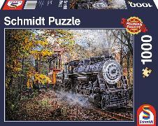 Cover-Bild zu Faszination Eisenbahn