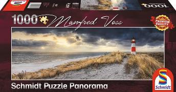 Cover-Bild zu Panorama Leuchtturm Sylt