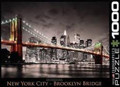 Cover-Bild zu New York Brooklyn Bridge