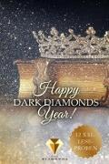 Cover-Bild zu Summers, Eyrisha: Happy Dark Diamonds Year 2019! 12 düster-romantische XXL-Leseproben (eBook)