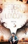 Cover-Bild zu Schulter, Sabine: Federn über London 3