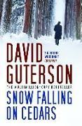 Cover-Bild zu Snow Falling on Cedars von Guterson, David