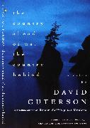 Cover-Bild zu The Country Ahead of Us, The Country Behind (eBook) von Guterson, David