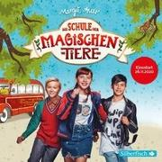 Cover-Bild zu Die Schule der magischen Tiere: Das Hörbuch zum Film