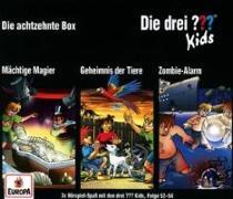 Cover-Bild zu Die drei ??? Kids 18. /3er Box- Folgen 52-54 (3 Audio-CDs)