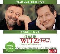 Cover-Bild zu Hirschhausen, Eckart von: Ist das ein Witz? Kommt ein Komiker zum Arzt