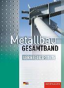 Cover-Bild zu Metallbau. Gesamtband. Schülerband von Tiedt, Günther