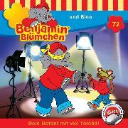 Cover-Bild zu Benjamin Blümchen - . und Bino (Audio Download) von Herzog, Ulli