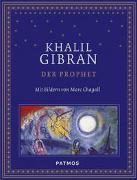 Cover-Bild zu Gibran, Khalil: Der Prophet mit Bildern von Marc Chagall