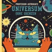 Cover-Bild zu Walliman, Dominic: Professor Astrokatz Universum ohne Grenzen