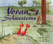 Cover-Bild zu Byrne, Ruth Anne: Voran, Schwestern!