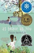 Cover-Bild zu Reynolds, Jason: As Brave As You (eBook)