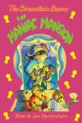 Cover-Bild zu Berenstain, Stan: Berenstain Bears Chapter Book: Maniac Mansion (eBook)