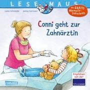 Cover-Bild zu Schneider, Liane: LESEMAUS 56: Conni geht zur Zahnärztin (Neuausgabe)