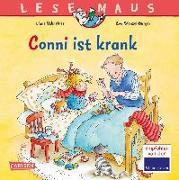 Cover-Bild zu Schneider, Liane: Conni ist krank