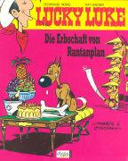 Cover-Bild zu Die Erbschaft von Rantanplan von Goscinny, René