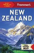 Cover-Bild zu Frommer's New Zealand (eBook)