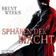 Cover-Bild zu Sphären der Macht (Audio Download) von Weeks, Brent
