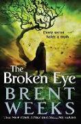 Cover-Bild zu The Broken Eye von Weeks, Brent