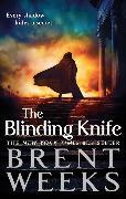 Cover-Bild zu The Blinding Knife von Weeks, Brent