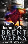 Cover-Bild zu The Burning White von Weeks, Brent