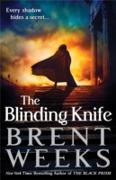 Cover-Bild zu The Blinding Knife (eBook) von Weeks, Brent