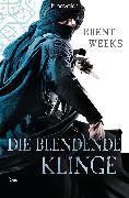 Cover-Bild zu Die blendende Klinge (eBook) von Weeks, Brent