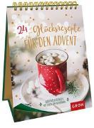 Cover-Bild zu 24 Glücksrezepte für den Advent