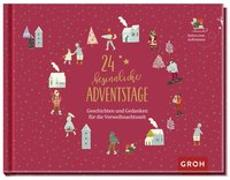 Cover-Bild zu 24 besinnliche Adventstage