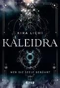 Cover-Bild zu Kaleidra - Wer die Seele berührt (eBook)