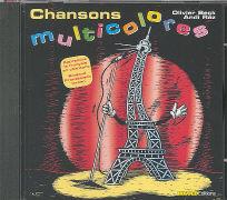 Cover-Bild zu Chansons multicolores