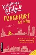 Cover-Bild zu eBook Lieblingsplätze Frankfurt am Main