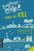 Cover-Bild zu eBook Lieblingsplätze rund um Kiel