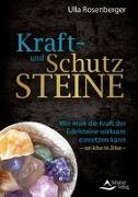 Cover-Bild zu Kraft- und Schutzsteine von Rosenberger, Ulla