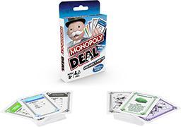 Cover-Bild zu Monopoly Deal, f