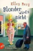 Cover-Bild zu Blonder wird's nicht