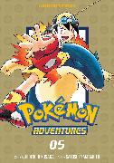 Cover-Bild zu Kusaka, Hidenori: Pokémon Adventures Collector's Edition, Vol. 5