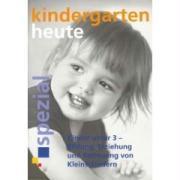Cover-Bild zu Kinder unter 3 - Bildung, Erziehung und Betreuung von Kleinstkindern von Haug-Schnabel, Gabriele