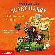 Cover-Bild zu Scary Harry. Zu tot, um wahr zu sein (Audio Download) von Kaiblinger, Sonja