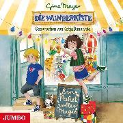 Cover-Bild zu Die Wunderkiste. Ein Paket voller Magie (Audio Download) von Mayer, Gina