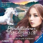 Cover-Bild zu Pferdeflüsterer-Academy. Eine gefährliche Schönheit (Audio Download) von Mayer, Gina