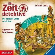 Cover-Bild zu Die goldene Göttin von Athen (Audio Download) von Lenk, Fabian