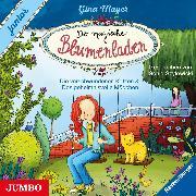 Cover-Bild zu Der magische Blumenladen. junior. Die verschwundenen Katzen & Das geheimnisvolle Mädchen (Audio Download) von Mayer, Gina