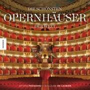 Cover-Bild zu Die schönsten Opernhäuser der Welt