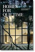 Cover-Bild zu Homes for Our Time. Contemporary Houses around the World