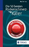 Cover-Bild zu Die 50 besten Rückenschmerz-Killer (eBook) von Bartrow, Kay